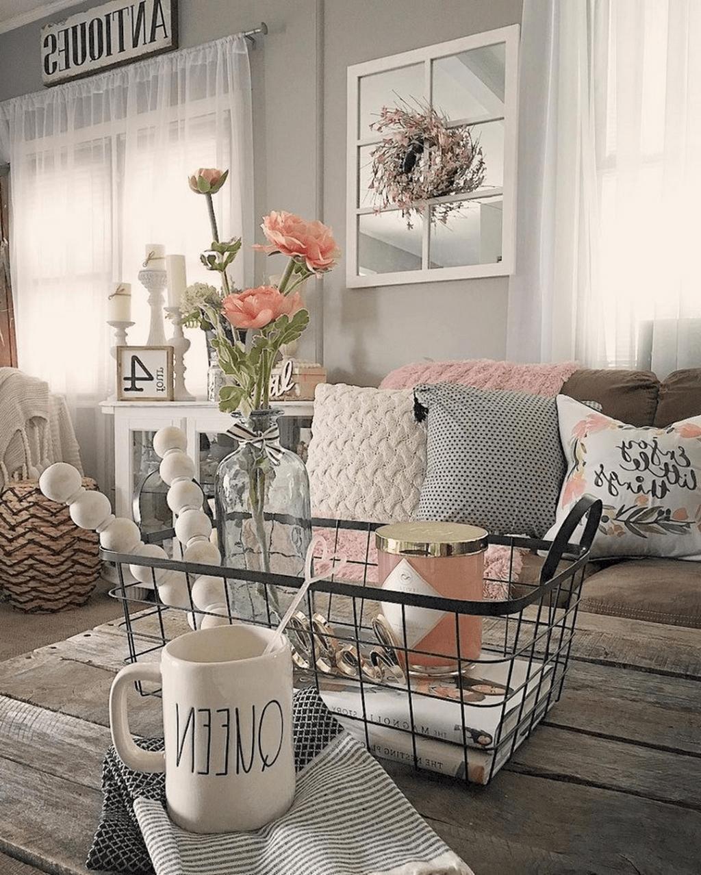 31 Inspiring Romantic Living Room Ideas For Valentine