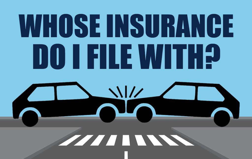 After An Accident Should You File A Claim With Your Own Insurance