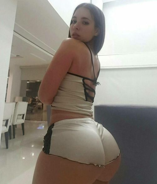 The biggest latina ass in the world