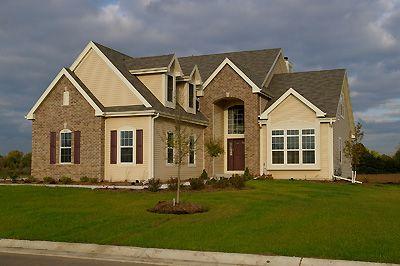 Stucco And Brick Exterior trim ideas with stucco and brick   dream home   pinterest   bricks