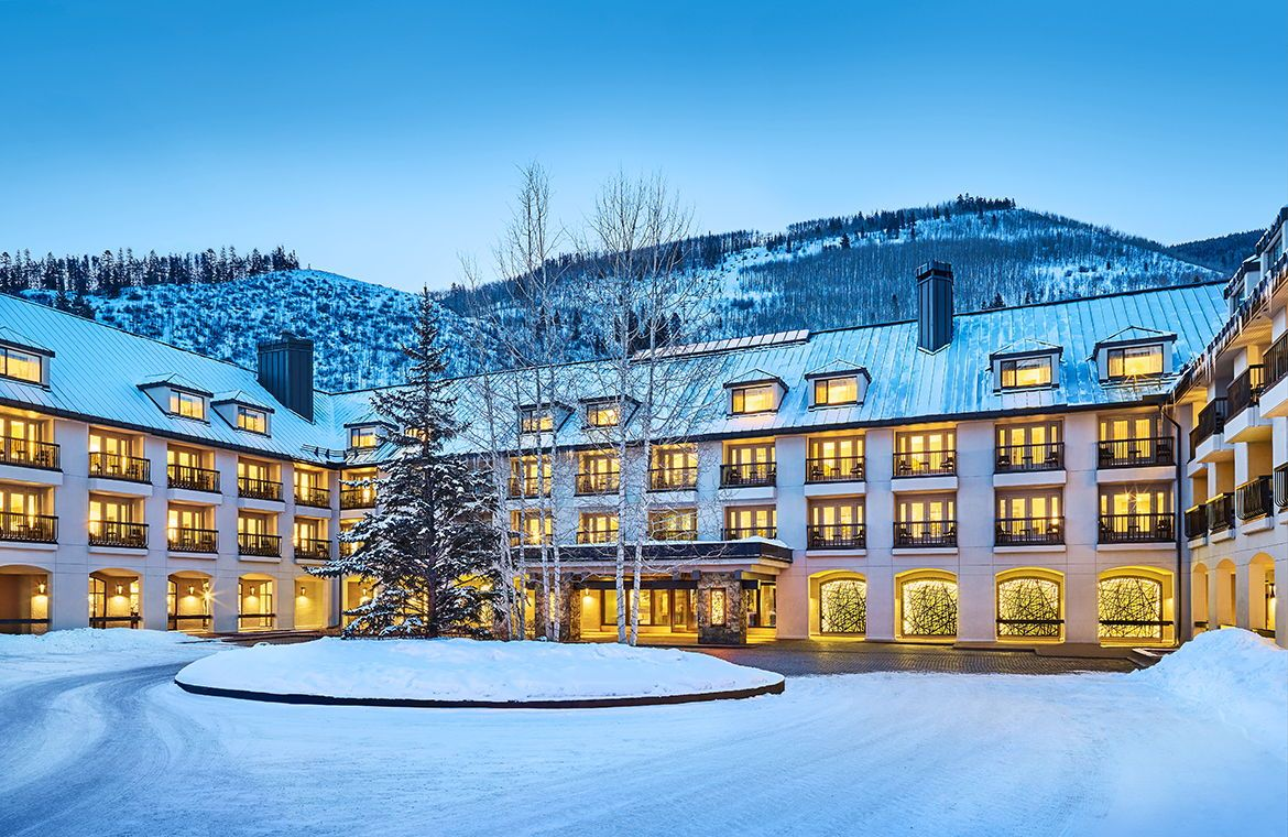 hit the slopes in style at these elite ski destinations in 2019