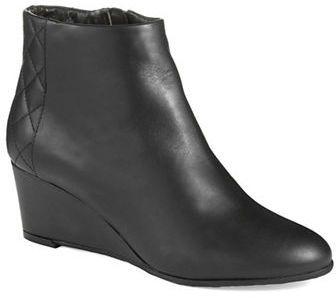 Aquatalia Jordan Wedge Boots