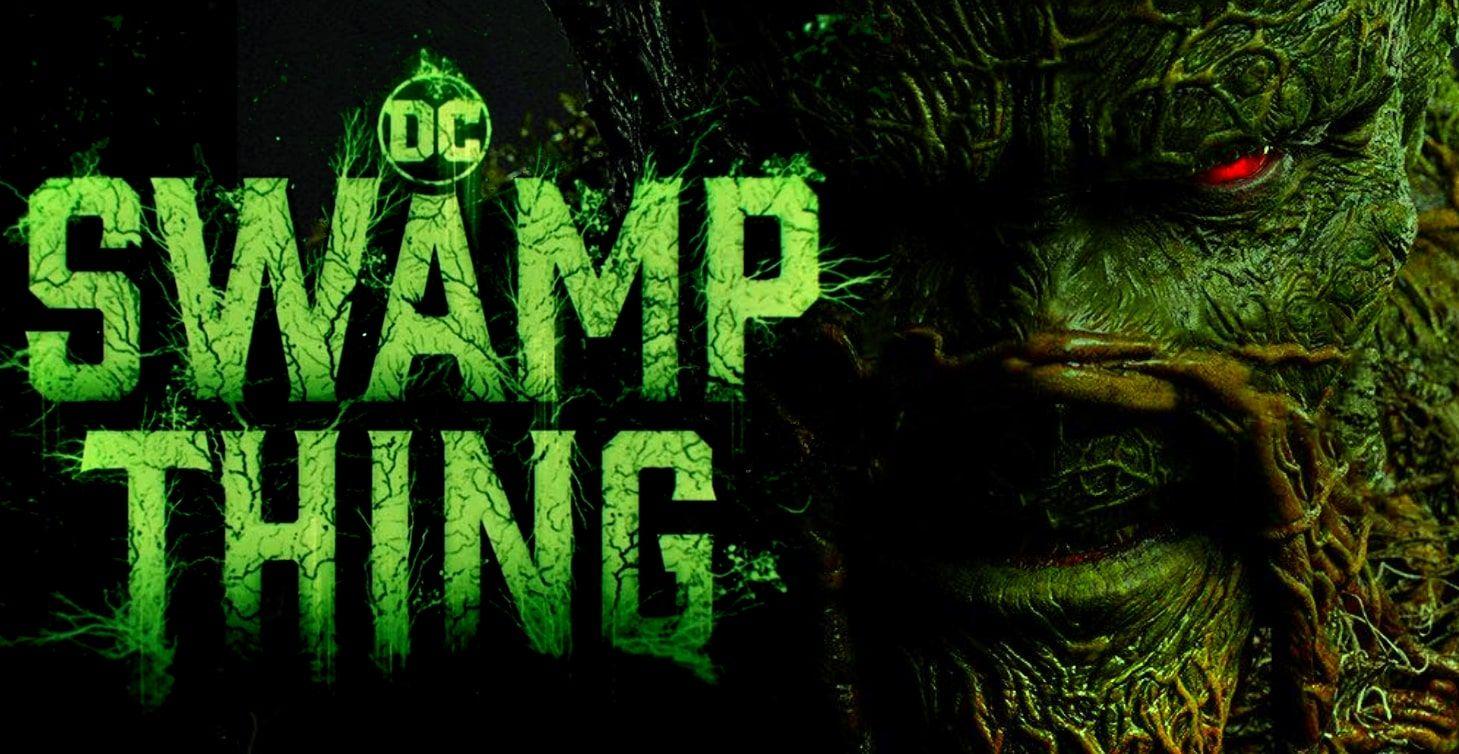 Cine3 Com Las Mejores Películas Las Mejores Series Dc Universe Swamp Swamp Thing Dc Comics
