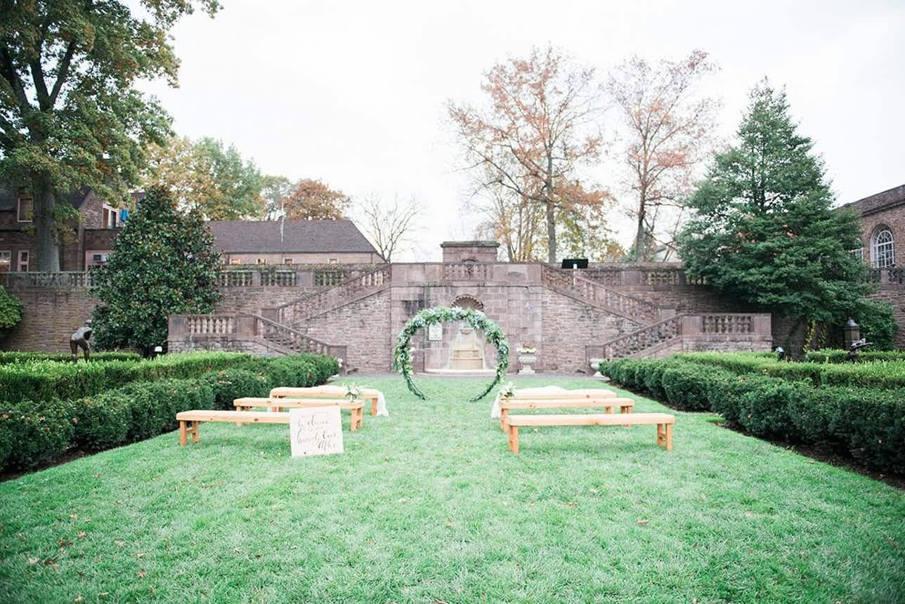 Tyler Gardens Weddings Bucks County Wedding Venue Newtown