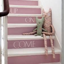 Resultado de imagem para escadas decoradas