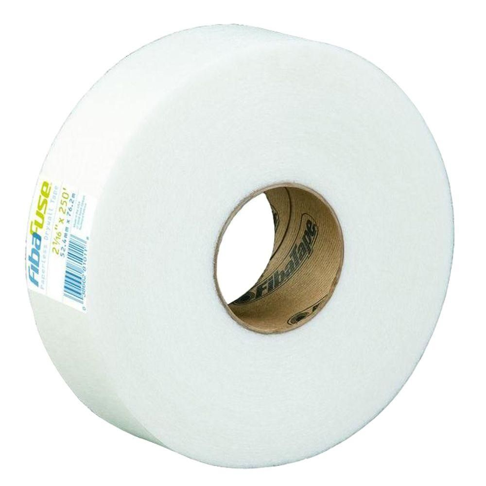 saint gobain adfors fibafuse 2 1 16 in x 500 ft white on dry wall id=12277