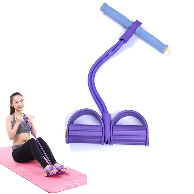 Resistance Bands Precise Body Fitness Latex Resistance Training Bands Pull Up Body Trimmer Exercise Pedal Exerciser Crossfit Yoga Equipment Fitness Equipments