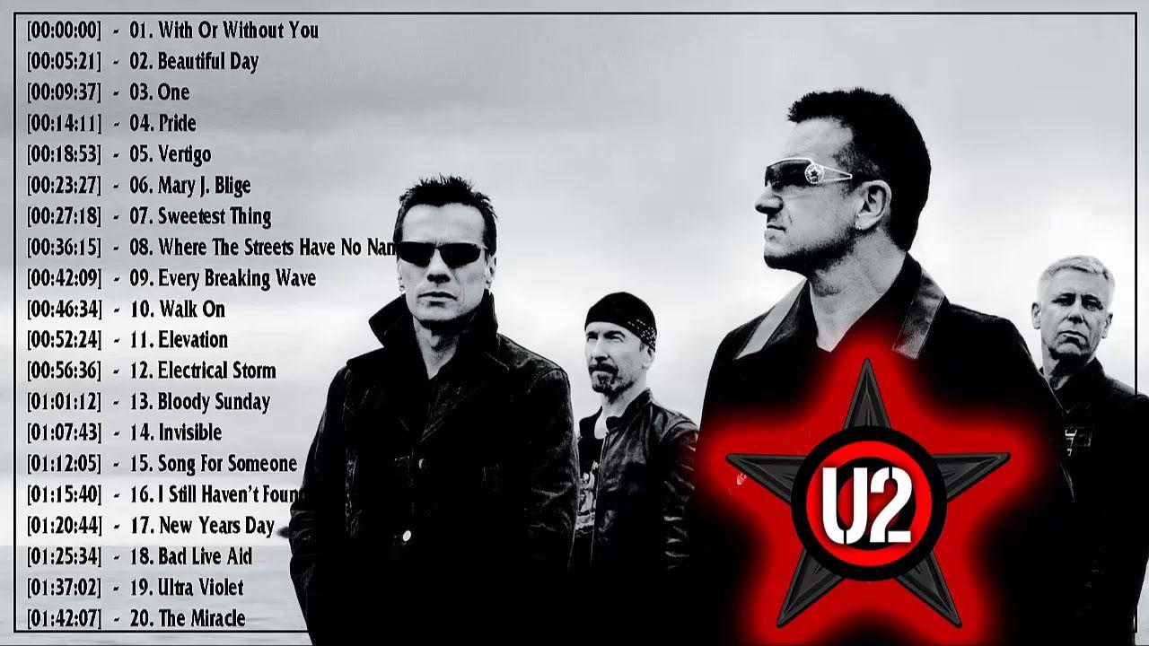 U2 Greatest Hits Full Album 2018 - Top 20 Best Songs Of U2