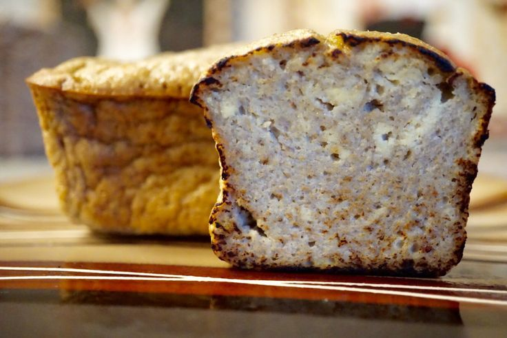 Banana Egg Loaf – aka – Perfect Toast Bread – Eat Your Way Clean