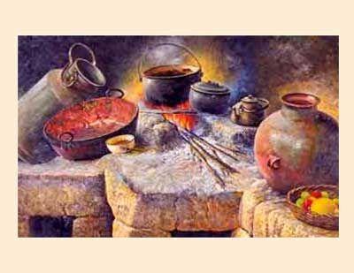 Cocina Colonial | La Cocina Colonial Cocina Colonial Pinterest Cocina Colonial