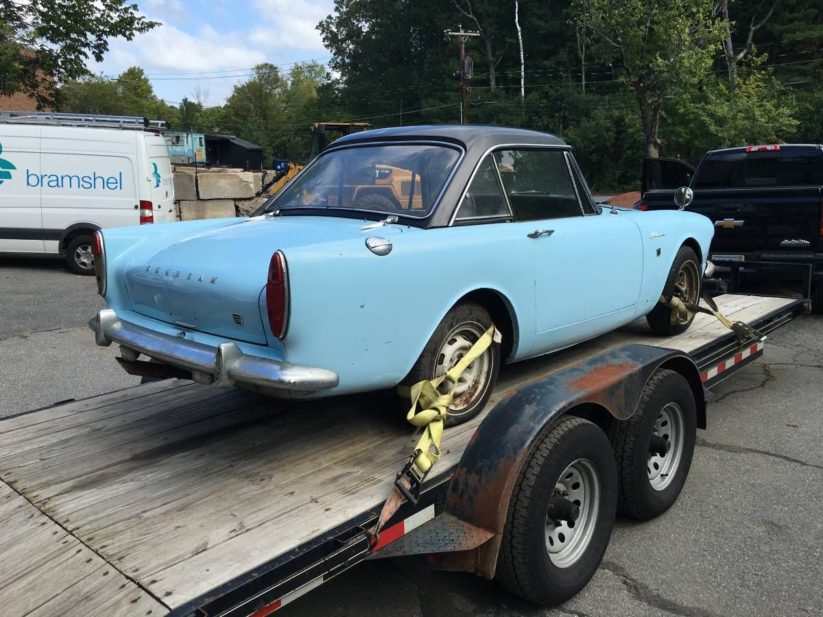 1967 Sunbeam Alpine 5,000 ForSale Craigslist