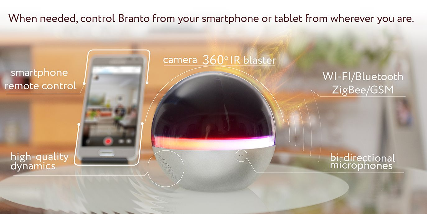 Branto's IR Blaster! How can you live without it?   Branto Smart