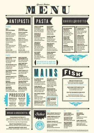 Hereu0027s a lamination idea for your Wednesday evening Do you like - italian menu