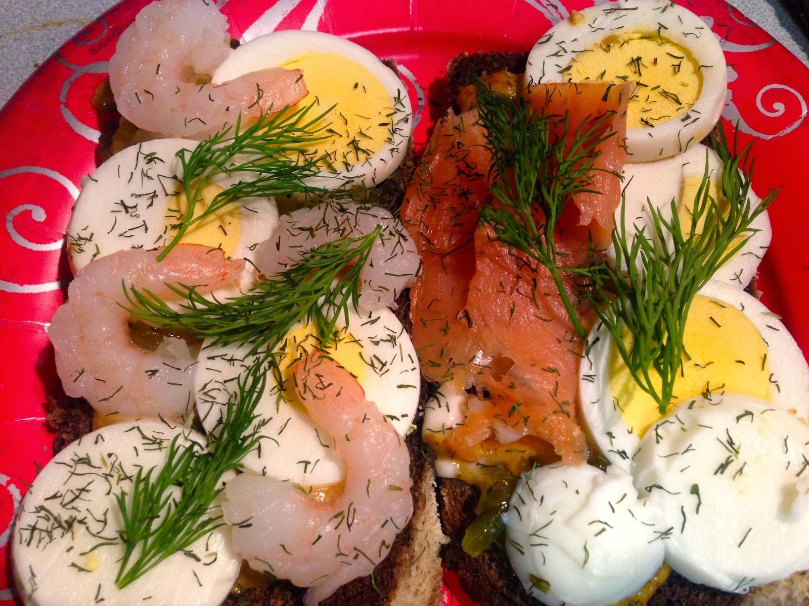 Updated Big Girl Pantry Scandinavian Style Open Face Sandwiches Scandinavian Food Sandwiches Recipes