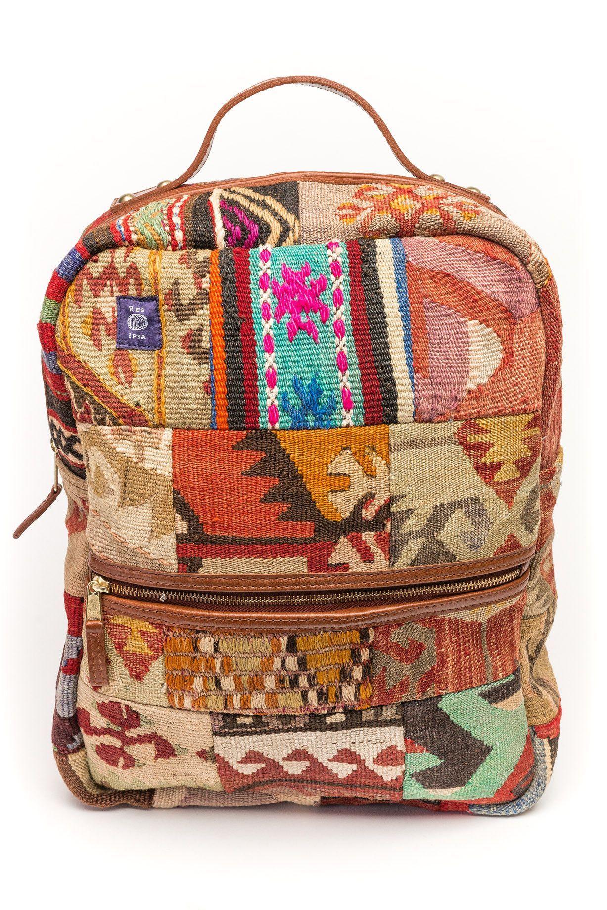 Kilim Backpack 9 Travel Bags Rugs