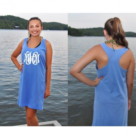 d3fd67326f Monogrammed Swimsuit Cover Up | Things people can buy me :D ...