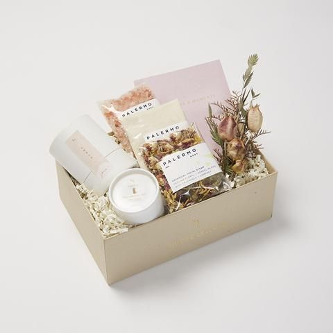 Staycation Suite Gift Box Gift Boxes For Women Corporate Gifts