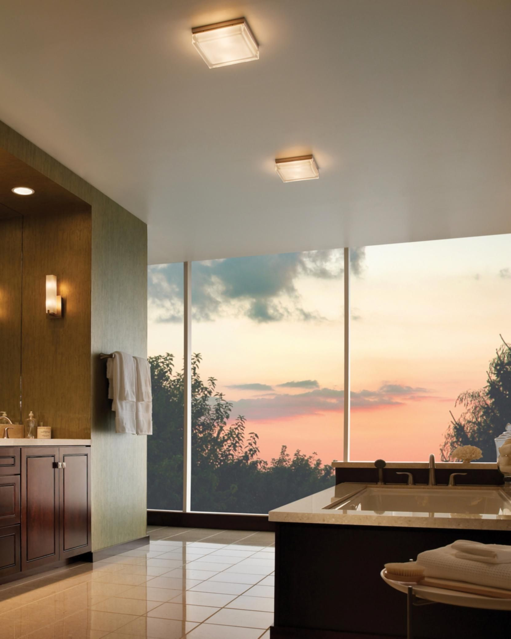 Image Result For Tech Lighting Boxie Ceiling Light Bathroom Light Fixtures Ceiling Bathroom