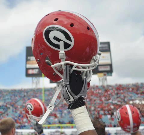 Georgia Bulldog Helmet Georgia Bulldogs Football Helmets Georgia