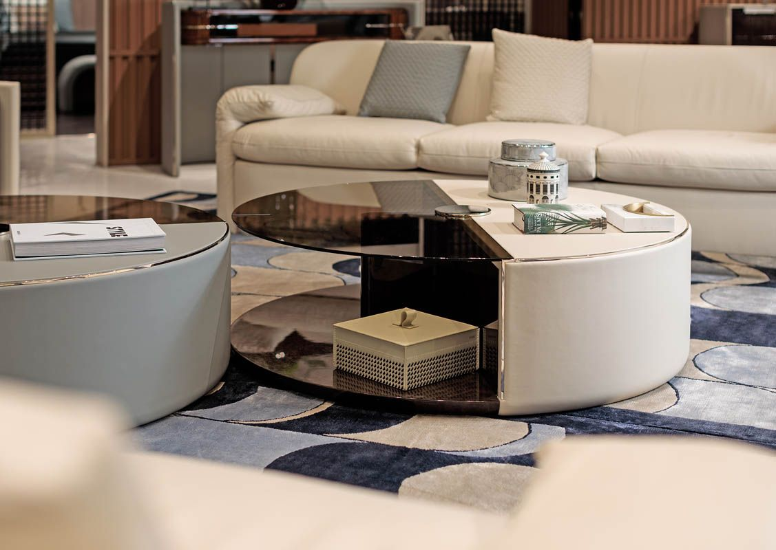 Eclipse Coffee Table Turri Made In Italy Furniture Luxury Furniture Design Luxury Furniture Coffee Table [ 800 x 1127 Pixel ]