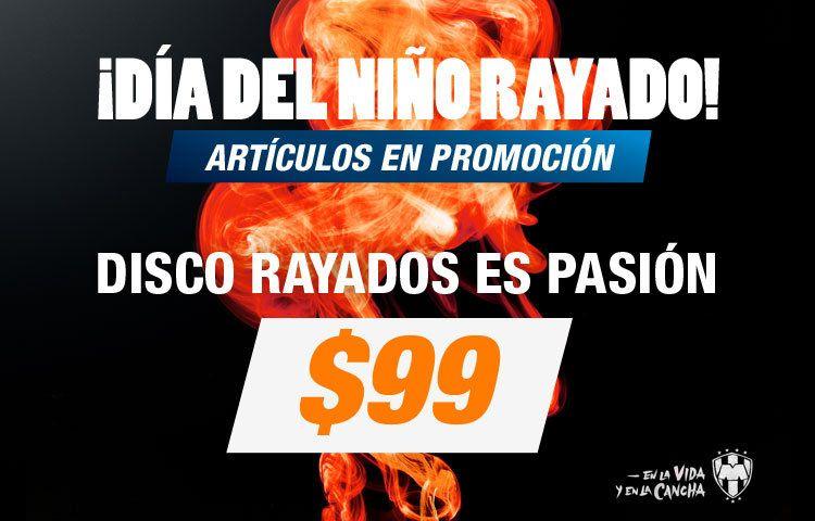 ¡Aprovecha en promoción de abril 2014! #Rayados