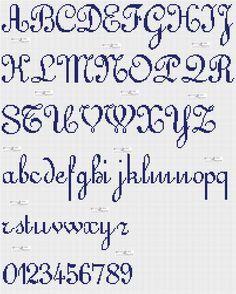 Amorevitacrocette Alfabeti Alphabet Pinterest Punto Croce