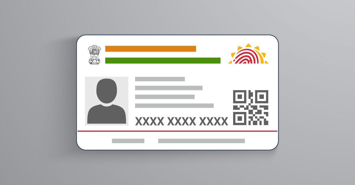Aadhar Card Download Online Follow These Simple Steps Aadhar Card Card Downloads Cards