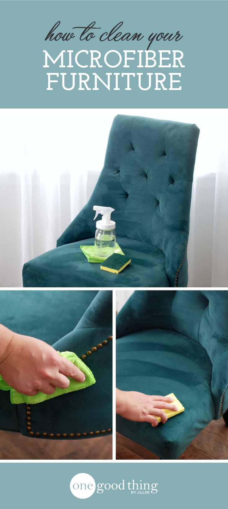 How To Clean Your Microfiber Furniture The Safe And Easy Way ...