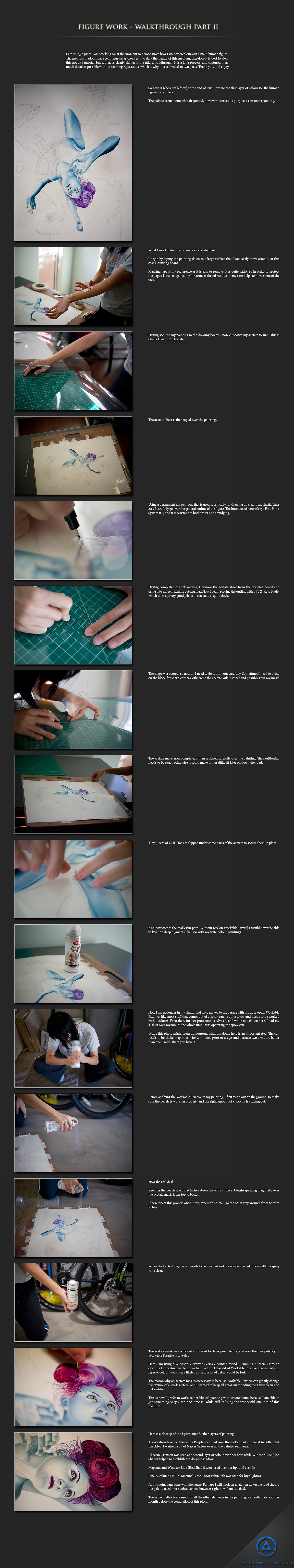 Figure Work Walkthrough - II by `snowmask on deviantART