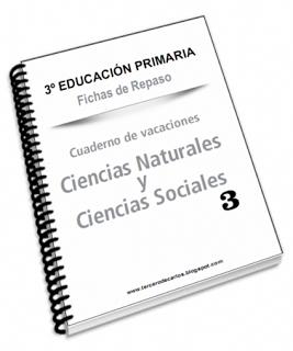 El Blog De Tercero Cuaderno De Vacaciones De Ciencias Naturales Y Ciencias So Cuadernos Interactivos De Ciencias Ciencias Naturales Ciencias Sociales Primaria