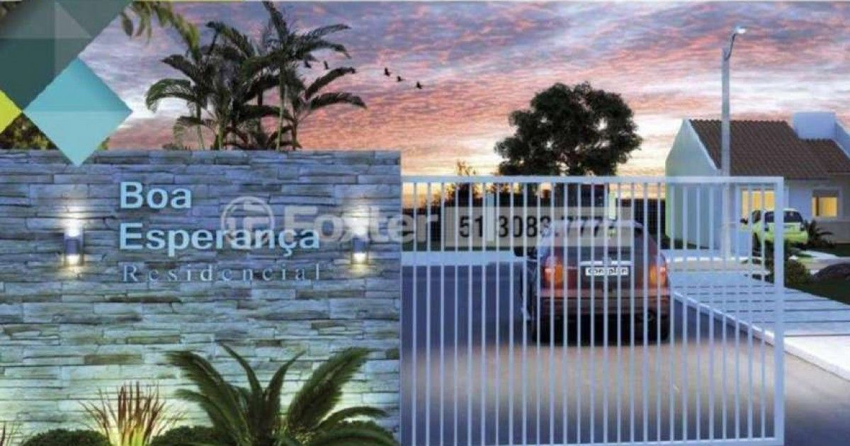 Foxter Cia Imobiliária - Casa para Venda em Gravataí