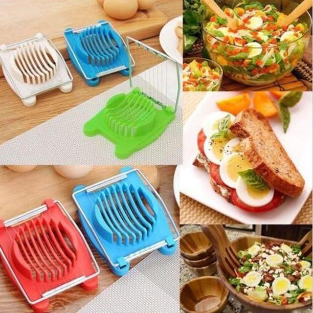 Kitchen Gadgets - 1pc Egg Slicer