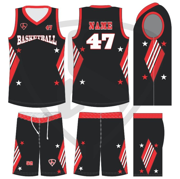 Wholesale High Quality 100 Polyester Quick Dry Basketball Jersey Logo Design Uniform In 2020 Compression Clothing Cycling Outfit Basketball Jersey