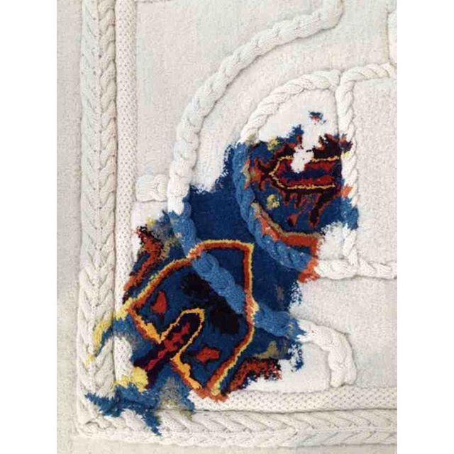 Judith Watson | knitting detail #judithwatson #knitting by Zurvita Zeal Wellness