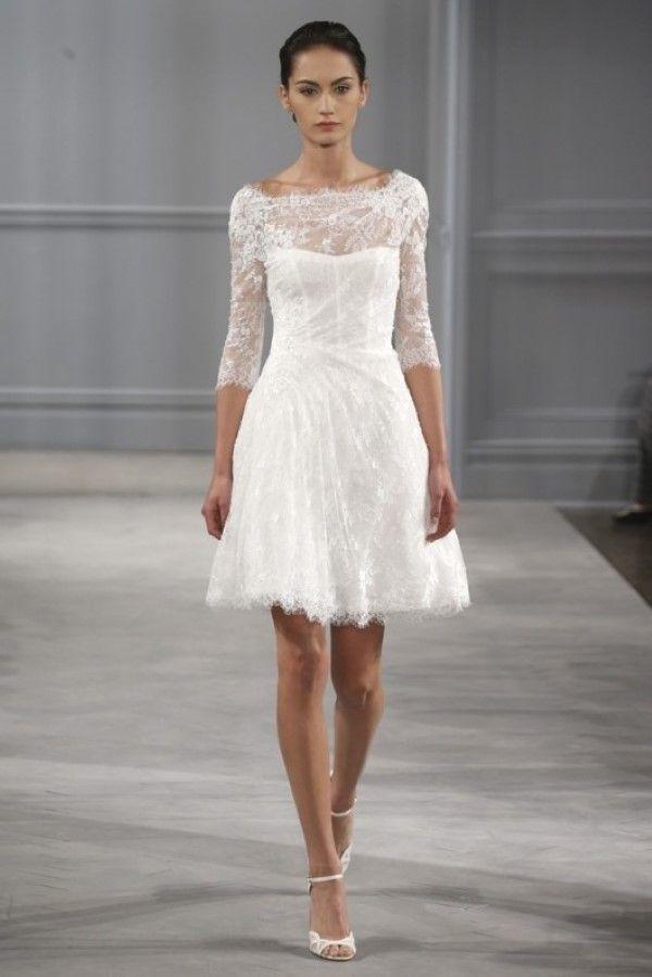 scarpe esclusive nuove varietà outlet Vestito sposa seconde nozze | Wedding | Abiti da sposa di ...