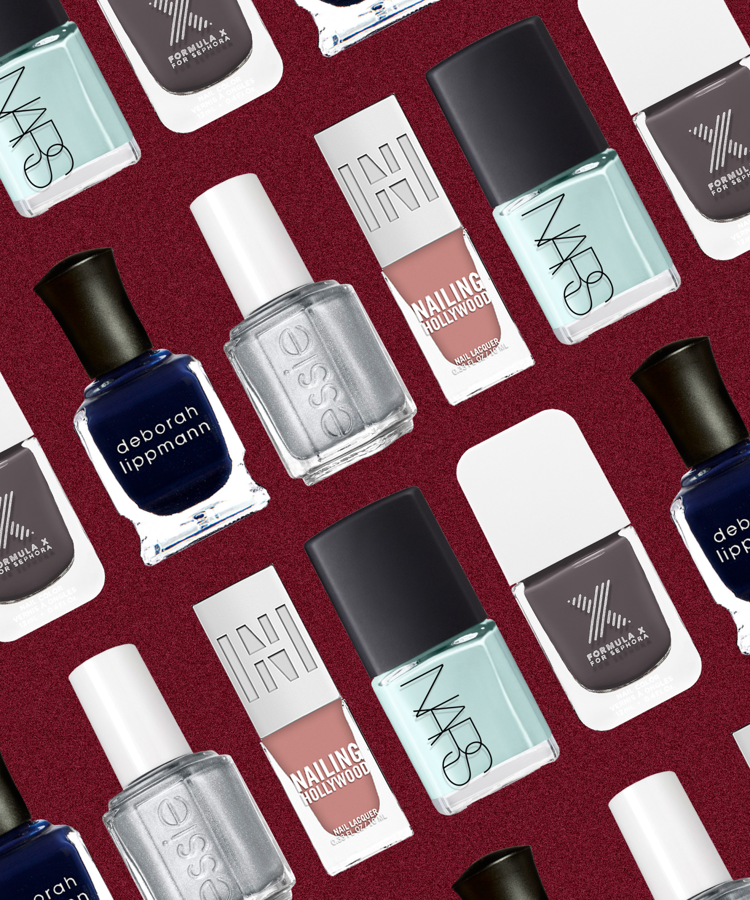 The Holiday Nail Polish Trend That We\'re Still Seeing In 2018