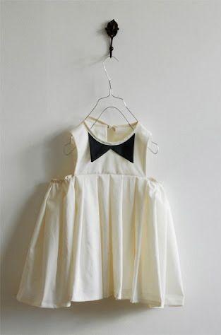 Lieschen Müller #girls #dress with #bow   Kids Fashion   Pinterest ...