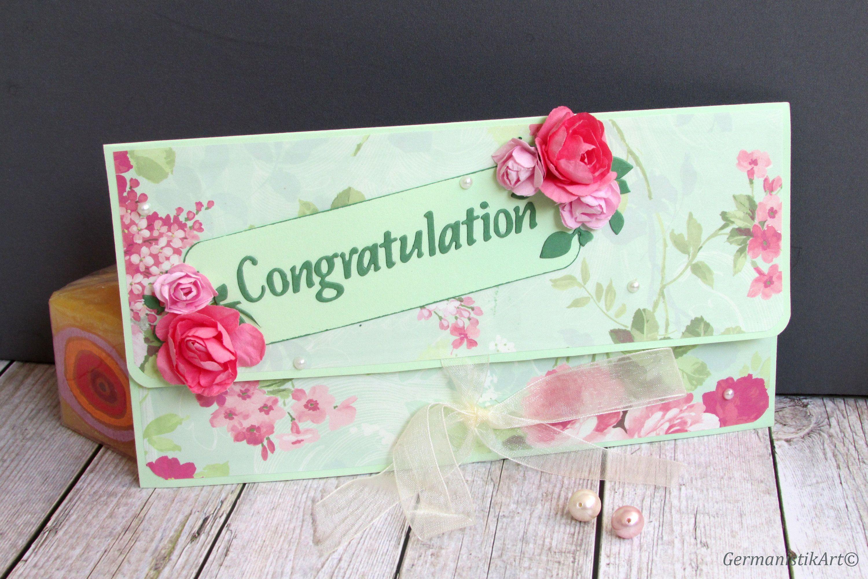 Flower Notecards Wedding Money Holder Wedding Wish Cards Etsy Custom Wedding Cards Wedding Gift Cards Wedding Greeting Cards