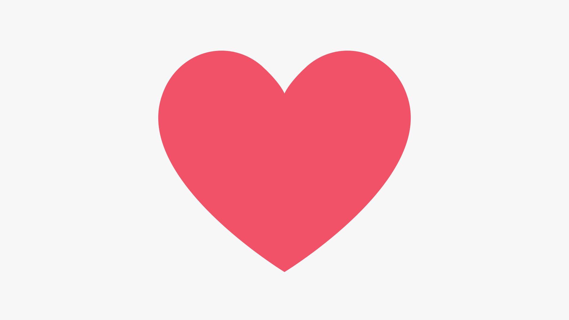 Draw Facebook Heart Emoji In Illustrator Dibujos Dibujos Amigas Amigas