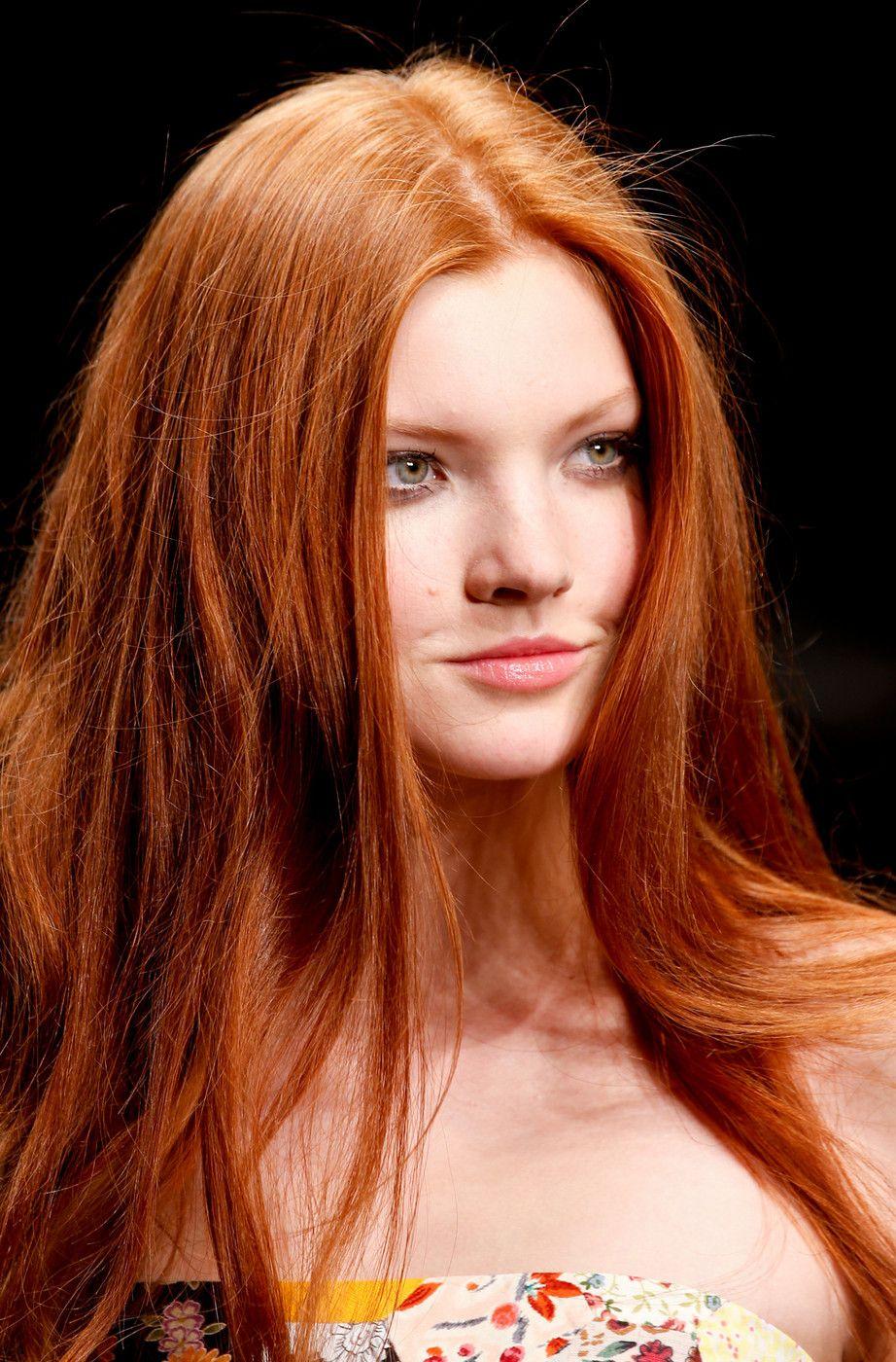 Anastasia invanova red hair colour ideas pinterest red hair