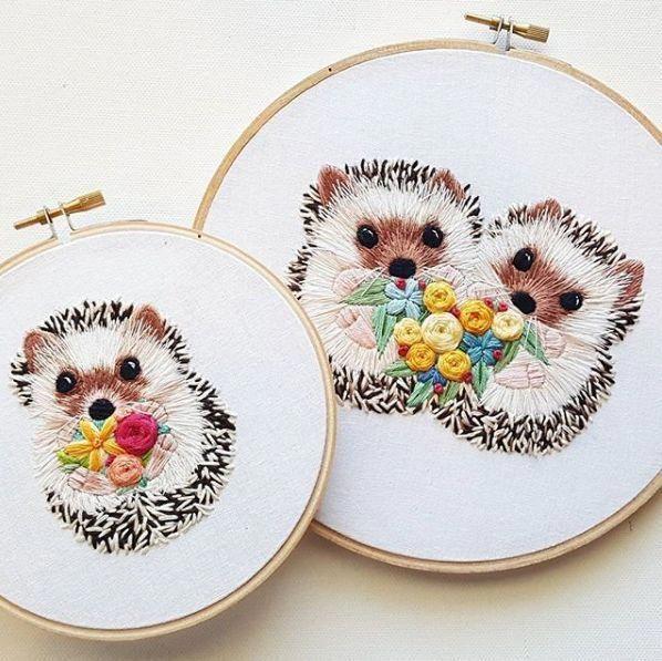 embroidery patterns beginner #Handembroidery #embroiderypatternsbeginner