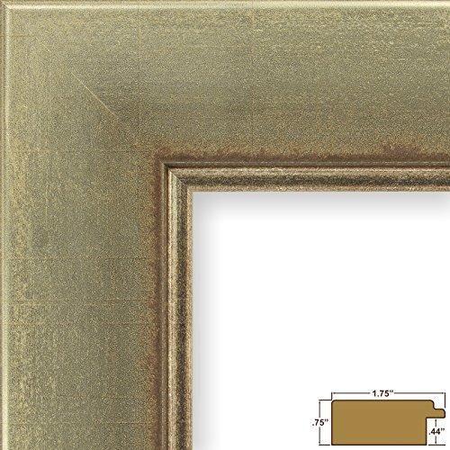 Craig Frames Fm74dkw 11 By 14 Inch Rustic Photo Frame Smooth Grain