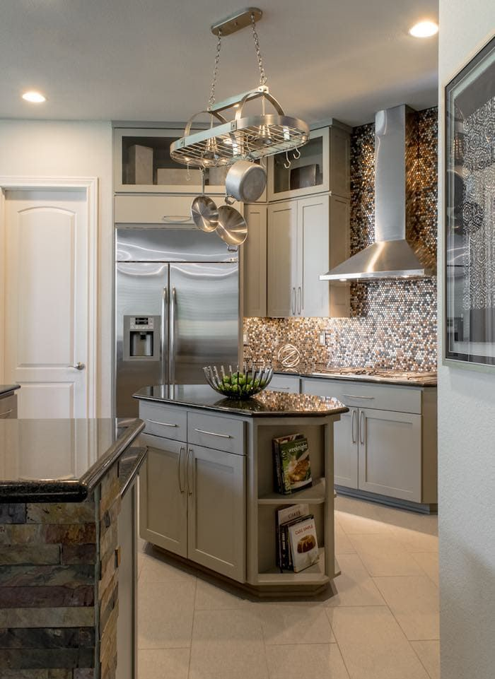 we pained these maple kitchen cabinets in sherwin williams repose gray for inside story design on kitchen decor grey cabinets id=83949