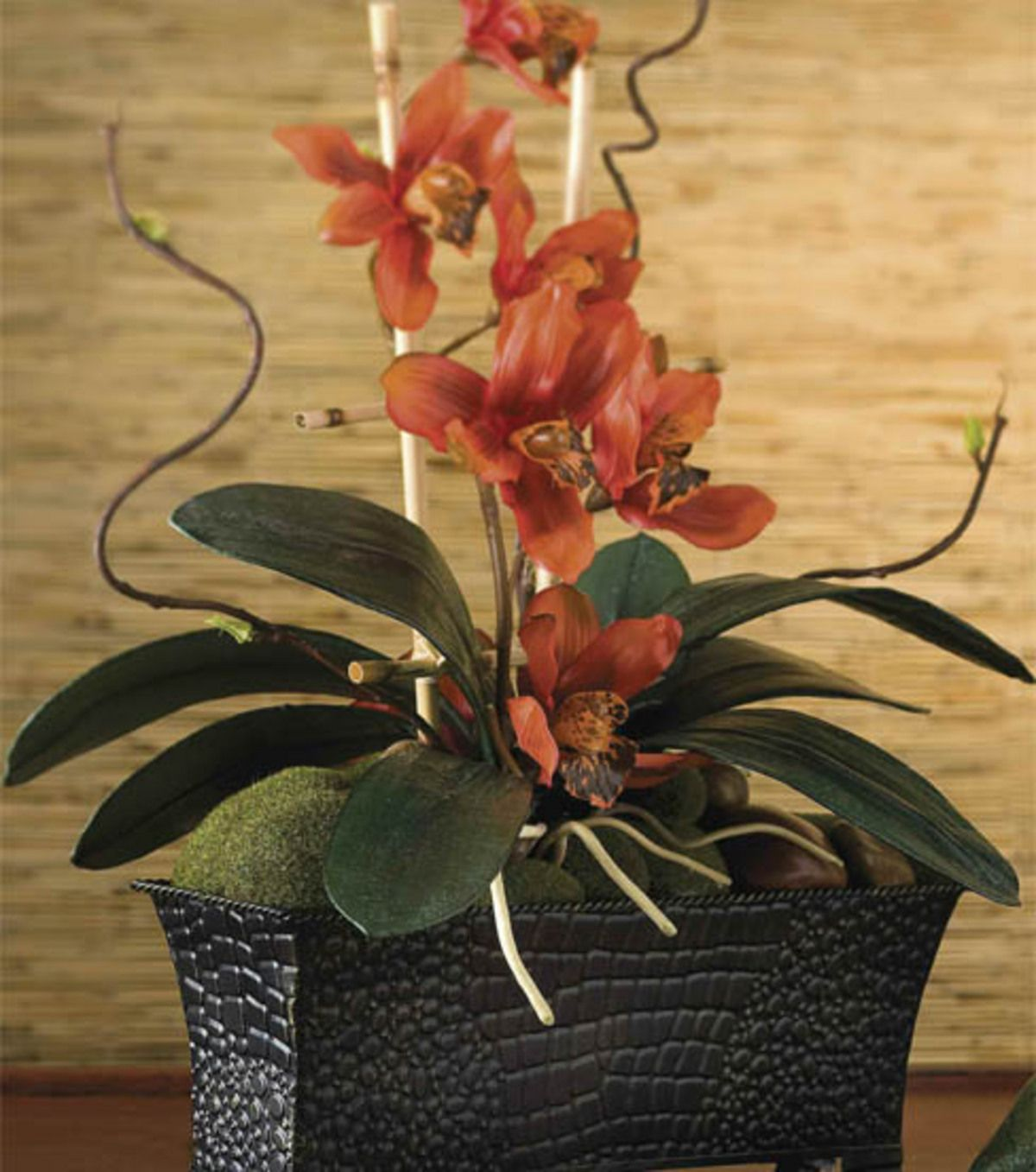 Orchid arrangementorchid arrangement crafts pinterest joann