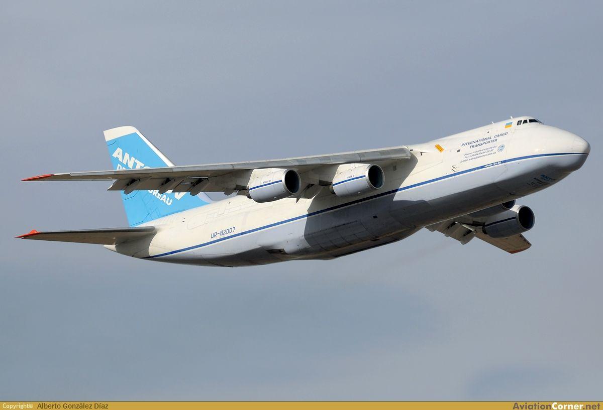 AviationCorner.net - Aircraft photography - Antonov AN-124-100 Ruslan