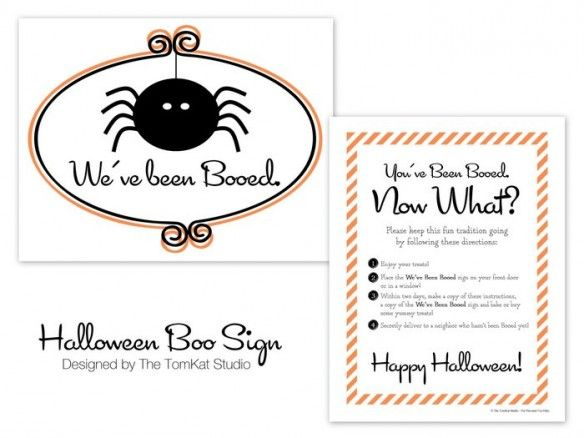 graphic relating to Booed Signs Printable identified as Free of charge Printable BOO Indication Patterns Halloween Boo signal