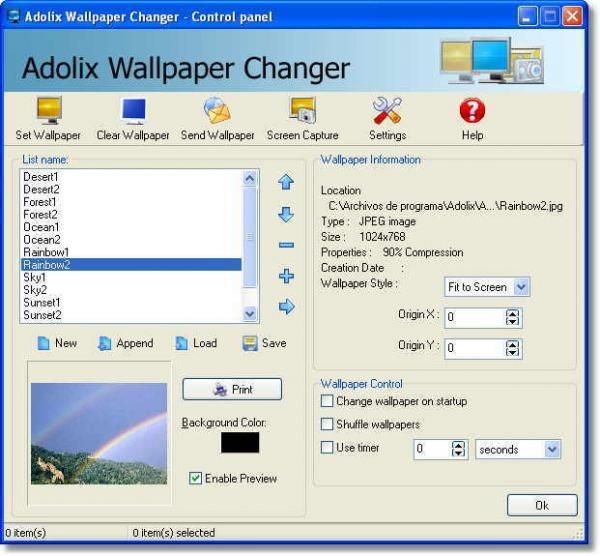 Adolix Wallpaper Changer Free Download Wallpaper Screen Wallpaper Image