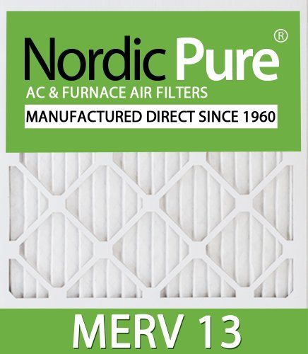 20x20x5 Lennox X7935 Replacement Merv 13 Furnace Air Filter Qty 4
