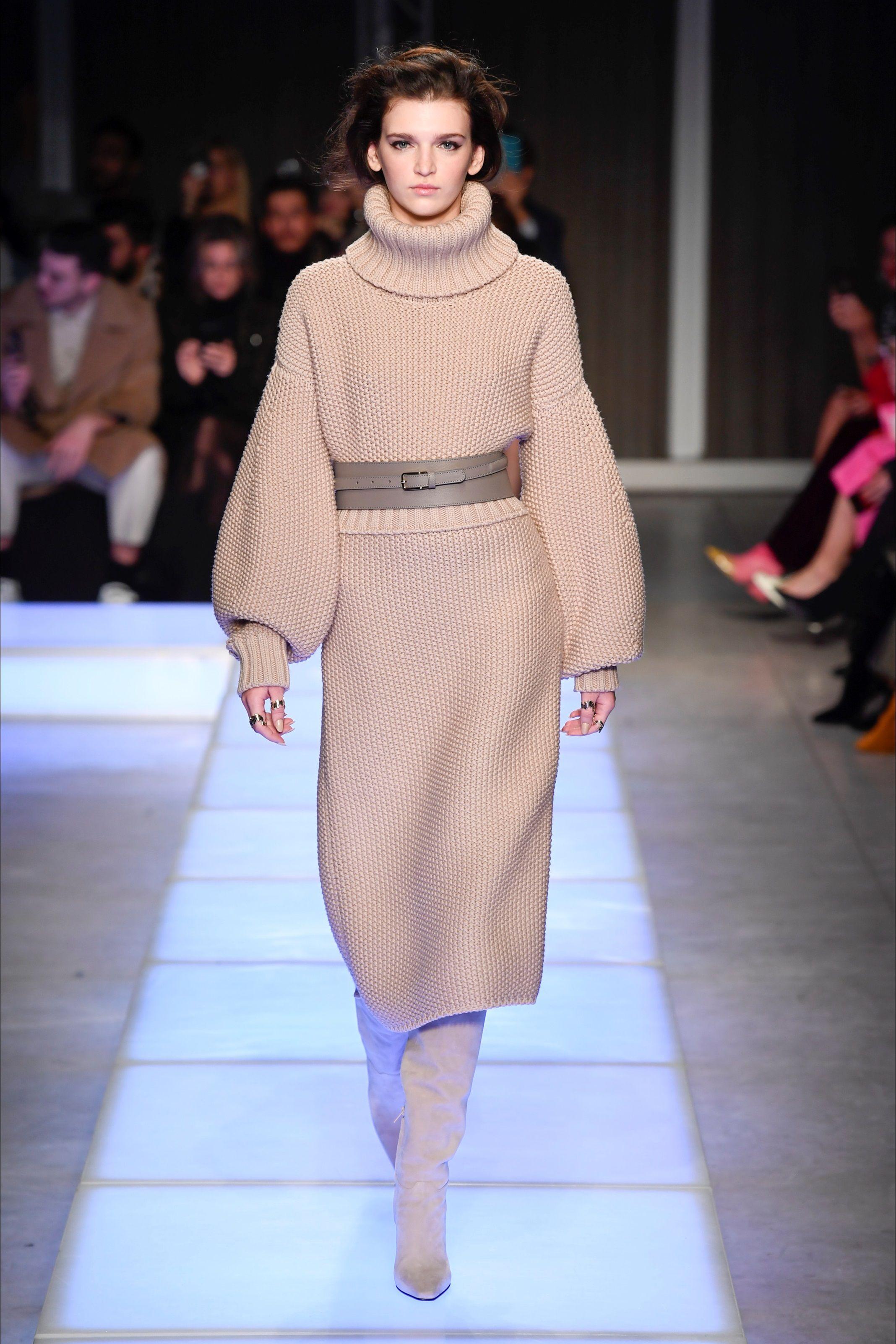 6632c31510 Guarda la sfilata di moda Les Copains a Milano e scopri la ...