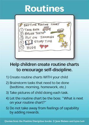 Positive Discipline Parenting Tool Cards Positive Discipline More การสอน